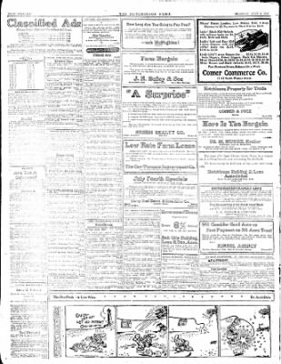 The Hutchinson News from Hutchinson, Kansas on July 2, 1923 · Page 12