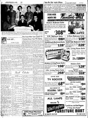 Pampa Daily News from Pampa, Texas on February 17, 1959 · Page 4
