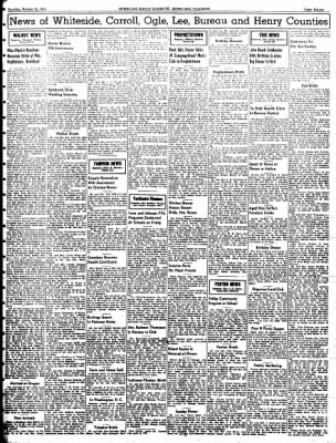 Sterling Daily Gazette from Sterling, Illinois on October 21, 1941 · Page 11
