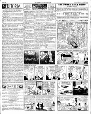 Pampa Daily News from Pampa, Texas on June 7, 1936 · Page 10