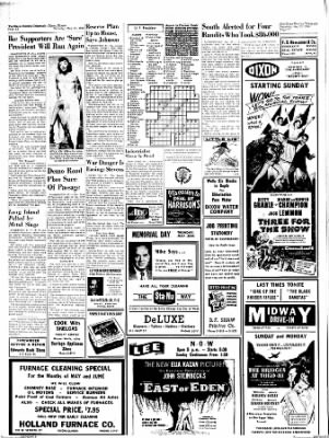 Dixon Evening Telegraph from Dixon, Illinois on May 21, 1955 · Page 12