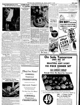 The Daily Mail from Hagerstown, Maryland on August 11, 1939 · Page 7