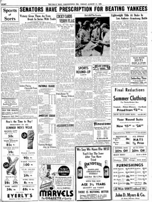 The Daily Mail from Hagerstown, Maryland on August 11, 1939 · Page 8