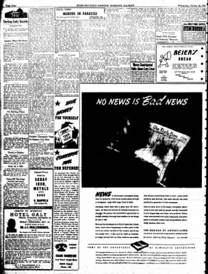 Sterling Daily Gazette from Sterling, Illinois on October 22, 1941 · Page 4