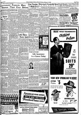 Arizona Republic from Phoenix, Arizona on February 17, 1941 · Page 31