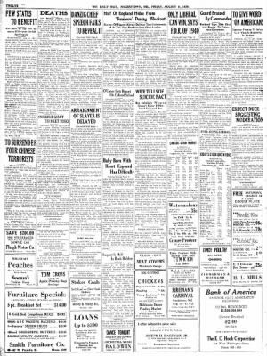 The Daily Mail from Hagerstown, Maryland on August 11, 1939 · Page 12