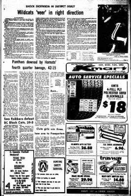The Brazosport Facts from Freeport, Texas on October 6, 1974 · Page 7