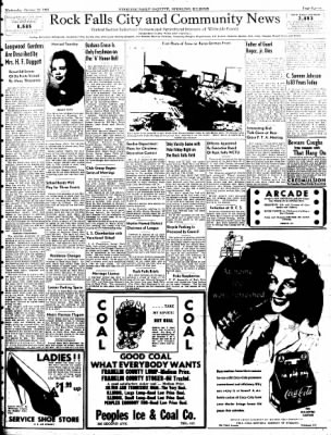 Sterling Daily Gazette from Sterling, Illinois on October 22, 1941 · Page 11