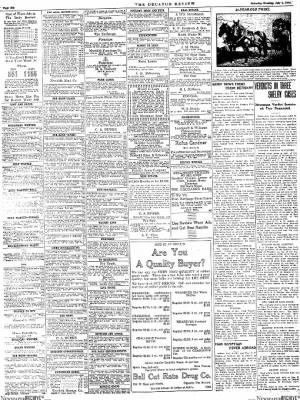 The Daily Review from Decatur, Illinois on July 4, 1914 · Page 6