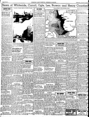 Sterling Daily Gazette from Sterling, Illinois on October 22, 1941 · Page 12