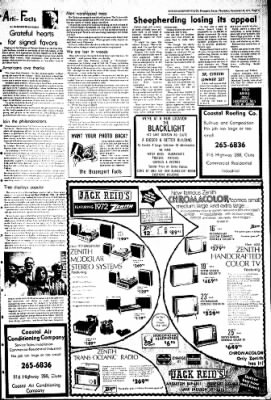 The Brazosport Facts from Freeport, Texas on November 25, 1971 · Page 13