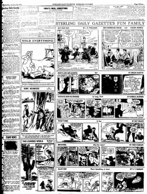Sterling Daily Gazette from Sterling, Illinois on October 22, 1941 · Page 15