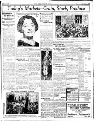 The Hutchinson News from Hutchinson, Kansas on July 4, 1923 · Page 8