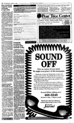Ukiah Daily Journal from Ukiah, California on June 30, 1993 · Page 10