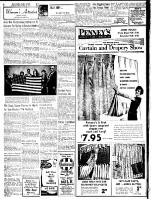 Pampa Daily News from Pampa, Texas on February 20, 1959 · Page 2