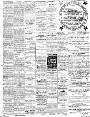 Denton Journal from Denton, Maryland on January 1, 1898 · Page 4