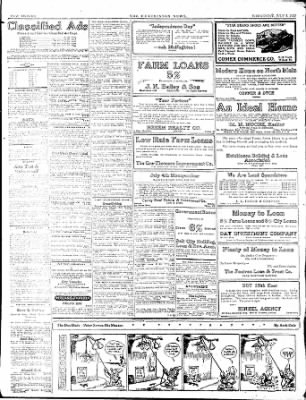 The Hutchinson News from Hutchinson, Kansas on July 4, 1923 · Page 12
