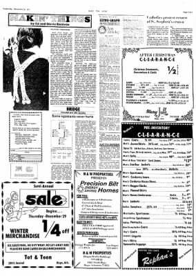 Hope Star from Hope, Arkansas on December 28, 1977 · Page 5