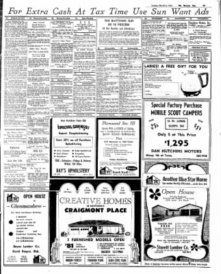 The Baytown Sun from Baytown, Texas on March 6, 1966 · Page 13