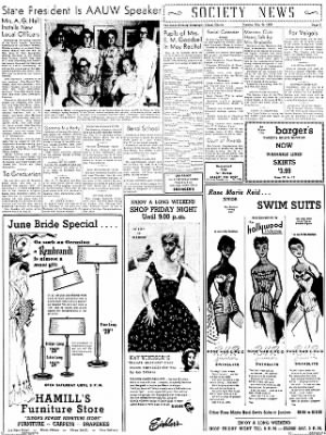 Dixon Evening Telegraph from Dixon, Illinois on May 24, 1955 · Page 5