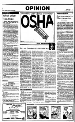 Ukiah Daily Journal from Ukiah, California on September 21, 1987 · Page 4