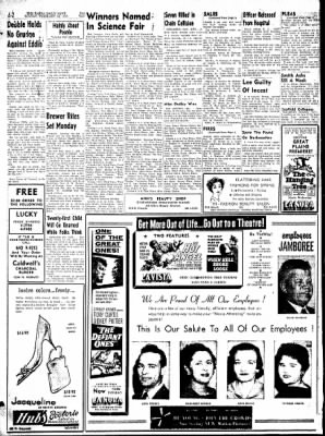 Pampa Daily News from Pampa, Texas on February 22, 1959 · Page 2