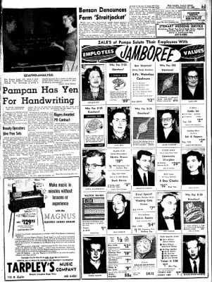 Pampa Daily News from Pampa, Texas on February 22, 1959 · Page 3