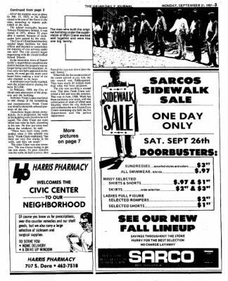 Ukiah Daily Journal from Ukiah, California on September 21, 1987 · Page 15