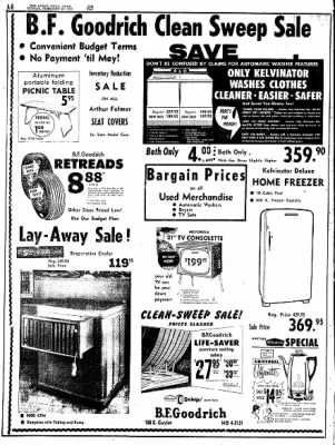 Pampa Daily News from Pampa, Texas on February 22, 1959 · Page 8
