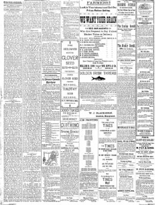 Denton Journal from Denton, Maryland on January 29, 1898 · Page 2