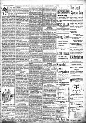 Sterling Standard from Sterling, Illinois on March 25, 1897 · Page 3