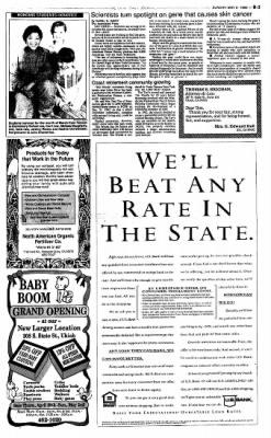 Ukiah Daily Journal from Ukiah, California on May 2, 1993 · Page 15