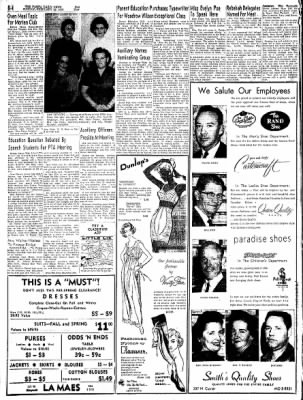Pampa Daily News from Pampa, Texas on February 22, 1959 · Page 16