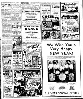 Globe-Gazette from Mason City, Iowa on December 31, 1948 · Page 9