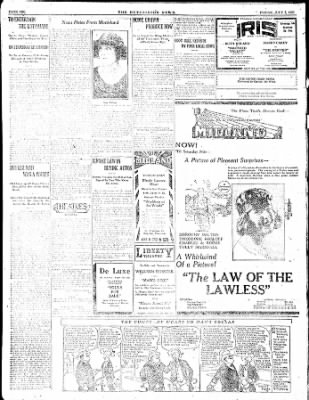 The Hutchinson News from Hutchinson, Kansas on July 6, 1923 · Page 6