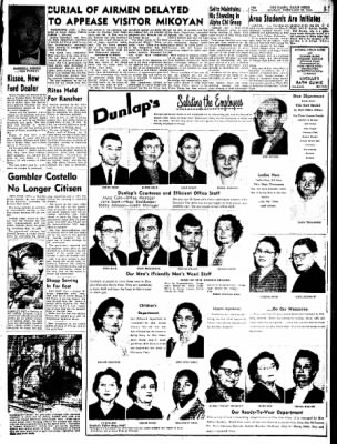 Pampa Daily News from Pampa, Texas on February 22, 1959 · Page 19