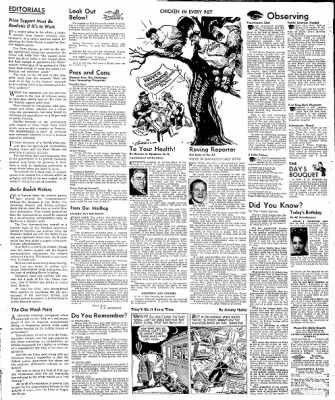 Globe-Gazette from Mason City, Iowa on December 31, 1948 · Page 11