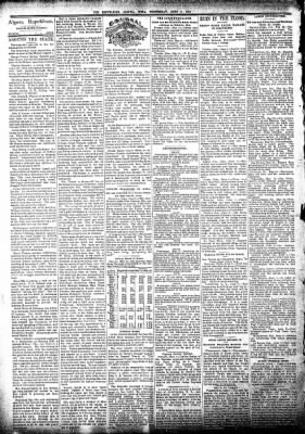 The Algona Republican from Algona, Iowa on June 6, 1894 · Page 2