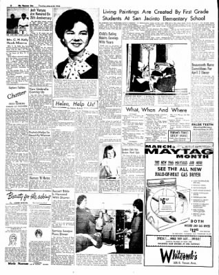 The Baytown Sun from Baytown, Texas on March 8, 1966 · Page 7