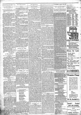 Sterling Standard from Sterling, Illinois on March 25, 1897 · Page 12