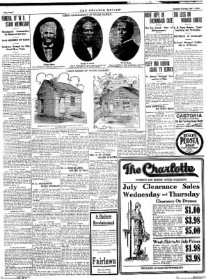 The Daily Review from Decatur, Illinois on July 7, 1914 · Page 4