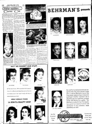 Pampa Daily News from Pampa, Texas on February 22, 1959 · Page 26