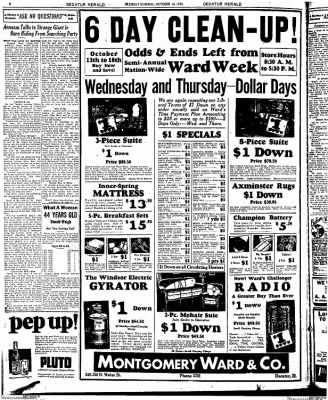 Decatur Evening Herald from Decatur, Illinois on October 14, 1930 · Page 8