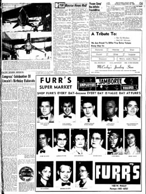 Pampa Daily News from Pampa, Texas on February 22, 1959 · Page 29