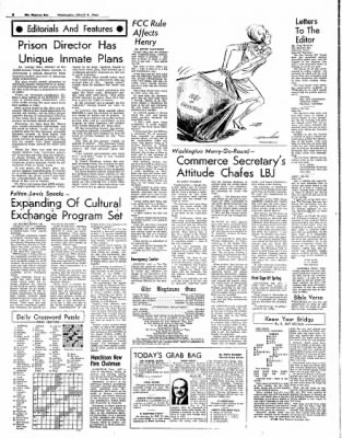 The Baytown Sun from Baytown, Texas on March 9, 1966 · Page 4