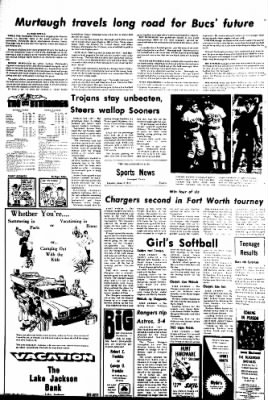 The Brazosport Facts from Freeport, Texas on June 12, 1973 · Page 6