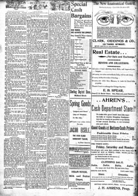 Sterling Standard from Sterling, Illinois on April 1, 1897 · Page 6