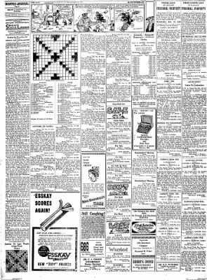Denton Journal from Denton, Maryland on December 17, 1938 · Page 6