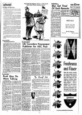 Garden City Telegram from Garden City, Kansas on January 30, 1964 · Page 2
