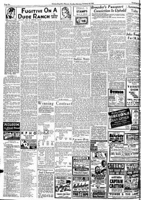 Arizona Republic from Phoenix, Arizona on February 18, 1941 · Page 38